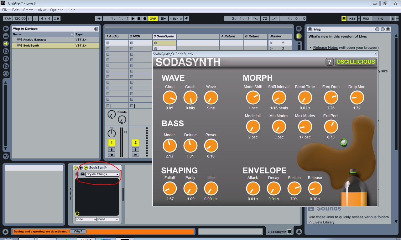 Oscillicious - How to Use VST Plugins with Ableton Live